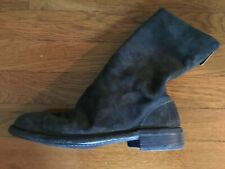 womens boots,GUIDI 998,38.5,worn once, condition perefect,original box/cover