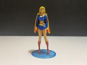 "2008 Mattel DC Universe Infinite Heroes Crisis Supergirl 3.75"" Action Figure"
