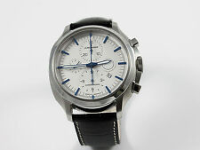Junghans Chronograph Automatik in Stahl