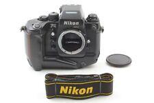 [ MINT s/n258xxxx] Nikon F4S Late Model SLR 35mm Film Camera + MB-21 from JAPAN