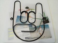 Umbra Loft Photo Holder Rock On Hand Shape Display Black Wire Metal Dorm Decor