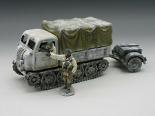 King & Country BBG009 Raupen Schlepper - Figarti Collectors Showcase PH