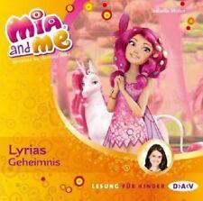 ISABELLA MOHN - MIA AND ME-TEIL 3: LYRIAS GEHEIMNIS  CD  KINDER-HÖRBUCH  NEU
