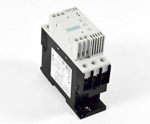 Siemens Sirius Sanftstarter,3RW3025-1AB04,3RW3 025-1AB04