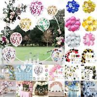 Premium Balloons+Balloon Arch Kit Set Birthday Wedding Party Valentines Day Deco