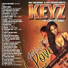 DJ KEYZ  CLASSIC 90'S R&B MIX CD VOL 6