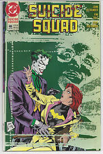 SUICIDE SQUAD #48 : DC COMICS 1990 : JOKER BATGIRL ORACLE : KILLING JOKE