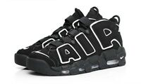 2016 Nike Air More Uptempo Black/White 414962-002 Size 7.5-13 LIMITED Pippen DS