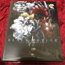 Black Butler Kuroshitsuji Book of the Atlantic Limited Edition DVD+2CD Japan