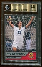2011 UD Super Draft MLS Super Draft Alex Morgan ROOKIE BGS 9.5  GEM MINT