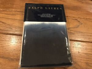 Ralph Lauren - King Pillowcases - St. Jean - Leanna Blue - New - MSRP $115.00