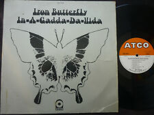 lp  IRON BUTTERFLY - In A Gadda Da Vida  us
