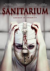 Sanitarium (DVD, 2013)