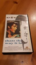 'ELVIS - THAT'S THE WAY IT IS'  MGM VHS