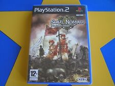 SOUL NOMAD & THE WORLD EATERS  - PLAYSTATION 2 - PS2