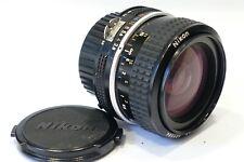 Nikon Nikkor 28mm 1:2.8 AI lens, made in Japan fits SLR/DSLR camera s/n 609584
