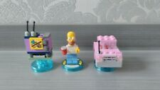 Lego Dimensions Homer Simpson The Simpsons Level Pack 71202 Complete