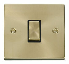 Satin Brass Light Switche Home Electrical Fittings