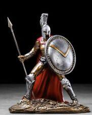 spartan warrior statue