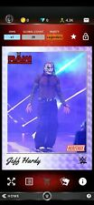 Topps WWE SLAM Digital 2020 Topps Heritage Base. Refractor Legendary Jeff Hardy