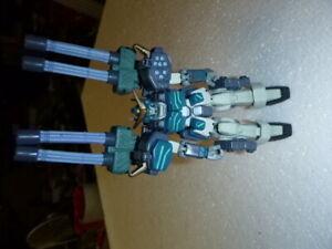 Bandai MSIA Gundam Wing Endless Waltz Heavyarms Custom Kai