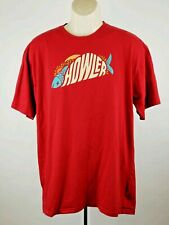 Howler Brothers T-Shirt Size XL Red Fish Mens