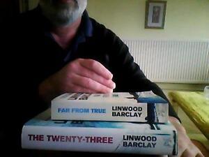 Far From True/The Twenty-Three-Linwood Barclay PB/HB English Orion 2016