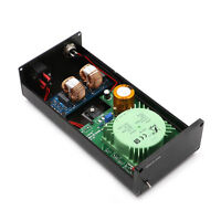 Finished 25VA DC12V Hifi Linear power supply Regulated PSU for DAC headphone amp