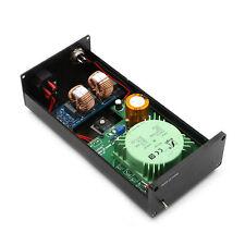 Finished 25VA DC12V Hifi Linear power supply Regulated PSU for DAC headphone amp