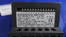 Siemens Micro Master Junior Mmj75 6se9113-4ba53 Sonstige Motorenantriebe