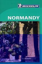 Michelin Green Guide Normandy, 6e (Green Guide/Michelin)-ExLibrary