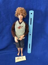 MY SCENE Boy doll named Bryant With Original Clothes Curly Hair