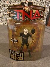 Sonjay Dutt CUSTOM FIGURE TNA Impact w/ Hat SIGNED 2007 Wrestle Fan Fest