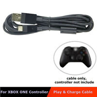 High Quality Charge Cable With LED For XBOX ONE Controller Games Accessories