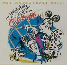 Hairstyles By Orlando 1 PROMO Music CD Radiohead, Dave Koz 10 tracks w/ Artwork!