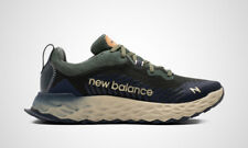 Scarpe Trail New Balance Uomo Fresh Foam Hierro v6 - Black Spruce - Timberwolf
