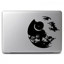 Star Wars Death Star Vinyl Decal Sticker for Macbook Air & Pro 13'' 15'' 17''