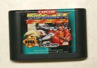 Street Fighter II Special Champion Edition (Sega Genesis, 1993)