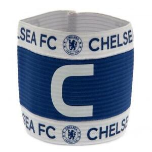 Official CHELSEA FC Captains ARM BAND Football Accessory