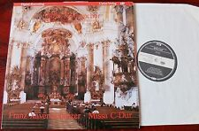 SCHNIZER MASS IN C MAJOR LP TOLZER BOYS CHOIR CARUS-VERLAG 68.104 NM- (1982) DIG