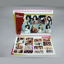 Girls Generation SNSD 2018-2019 Photo Desk Calendar Korean KPOP Idol Sticker