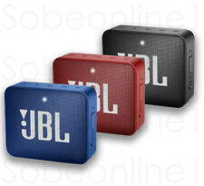 JBL GO 2 Portable Bluetooth Waterproof Speaker Black , Blue , Red