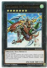 Gaia Dragon, the Thunder Charger BLLR-EN065 Ultra Rare Yu-Gi-Oh Card Mint New