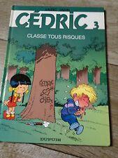 CEDRIC 3 classes tous risques (1990)