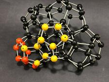 chemistry atom model Science Molecular Atomic mid century modern Educational