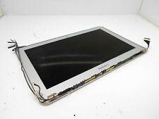 "2010 2011 2012 MacBook Air 11"" A1370 LCD Screen + Hinges Webcam Full Assembly 58"