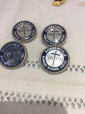 VINTAGE ROSSENDALE SUNDAY SCHOOL UNION Badge1844/1994
