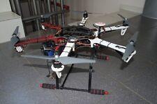 Multicopter, Hexakopter, DJI F550 RTF mit viel Zubehör, flugbereit