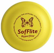 Hyperflite Sofflite Adult Soft Dog Frisbee Soft Bite Dog Disc Senior Dog Flyer