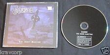 SAXON 'THE INNER SANCTUM' 2007 PROMO CD